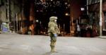 244 arrestados en cinco ciudades por cuarentena