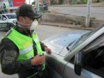 Más de 150 detenidos en Sucre durante el primer día de cuarentena