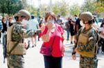 El toque de queda se impone en Chile