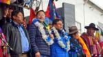 El MAS no se pronuncia por suspensión electoral