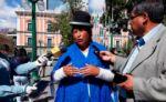 Covid-19: Diputada del MAS pide que la Casa Grande del Pueblo se use como centro de acogida