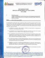 Comité de contención del coronavirus en Chuquisaca plantea más restricciones por la cuarentena