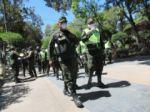 Récord de arrestados por incumplir la cuarentena en Sucre