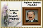 Fallece el expresidente cívico Gastón Betanzos