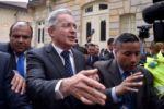 Justicia de Colombia ordena captura de expresidente Uribe
