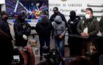 Explosiones en la COB: Acusados llevaban dinamita, granada de gas y bazuca artesanal