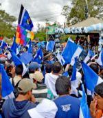 Organizaciones hablan de sugerir a Evo Morales que se aleje de la campaña del MAS