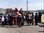 Varios funcionarios resultan heridos tras intervención en el mercado de Lajastambo