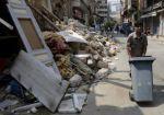 A un mes de la explosión, la vida recobra su ritmo en la devastada Beirut