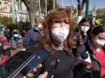 Candidata de ADN denuncia discriminación de empresas encuestadoras