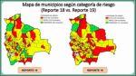 Más de medio centenar de municipios pasa a riesgo alto esta semana