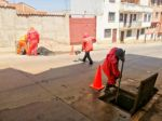 Comienzan las lluvias en Sucre: Alcaldía identifica lugares con riesgo de inundación