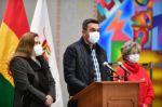 Gobierno anuncia juicio de responsabilidades contra Evo por el decreto de chaqueos