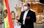 Iglesia católica niega contacto con Evo Morales