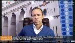 Usted Elige: Jorge Tuto Quiroga habla en Correo del Sur