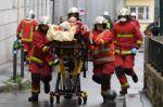 Atacan a dos personas en París cerca de antigua sede de Charlie Hebdo