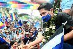 Elecciones: Andrónico Rodríguez afirma que el MAS respetará los resultados