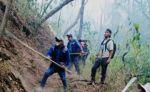 El fuego ya devastó 20 mil hectáreas de la serranía del Aguaragüe