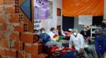 Médicos se tapian tras 9 días de huelga en demanda de más presupuesto para la salud