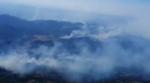 """""""Se está quemando todo"""": desesperación en las zonas afectadas por los incendios en el país"""