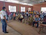 """El Gobierno instala un """"comando de incidencias"""" en Macharetí para enfrentar los incendios"""