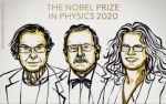 """Premio Nobel de Física para tres expertos de los """"agujeros negros"""""""