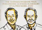 Nobel de Economía resalta labor de estadounidenses Paul Milgrom y Robert Wilson