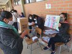 TSE destaca participación del 87% en las elecciones pese a la pandemia