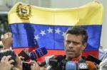 Leopoldo López, líder opositor venezolano, ya está en España