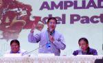 Arce anuncia que una comisión asistirá a reunión con gobierno de Áñez