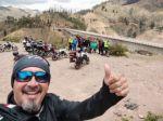 Sucre: Cierra el II Encuentro Nacional Adventure Benelli Bolivia