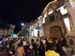 Las protestas persisten en Santa Cruz, Cochabamba, Sucre y Tarija