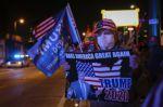 Campaña de Trump reivindica triunfo en Florida aunque medios proyectan resultado apretado