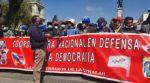 Las FFAA denuncian a dirigente por pedido de milicias y solicitan a la Fiscalía actuar en el caso