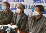 """Comisión de transición del MAS señala a la gestión de Áñez como un """"gobierno de ladrones"""""""