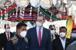 El Rey Felipe VI y los cancilleres de Irán y Venezuela ya están en Bolivia para la posesión de Arce