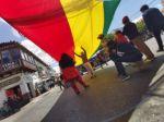 Segundo día de bloqueos de gremiales deja sentir perjuicio en Sucre
