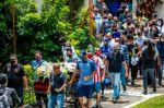 """Brasil despide a hombre negro asesinado a golpes con """"inmensa tristeza"""" y en medio de protestas"""