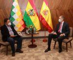 Bolivia rediseñará su estrategia diplomática con España, México y Argentina como socios claves