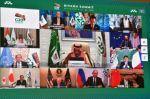 """G20 promete esfuerzos para """"acceso equitativo"""" de vacuna contra el covid-19"""