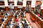Legislativo acelerará juicio a consejeros de la Magistratura