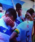 Insólito: San José se presentó con dos equipos en su duelo ante Palmaflor