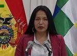 Dominga Machicado jura como gerente de la Editorial del Estado