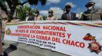 Piden a la Asamblea reconocer a los últimos 7 beneméritos de la Guerra del Chaco con vida