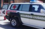 Bomberos buscan a mujer arrastrada por corriente de agua en quebrada de Sucre