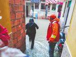 Sucre: Bastó un día de lluvia de diciembre para superar el total de noviembre