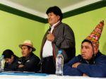 Potosí: Evo tuvo que ocultarse, Careaga salió disfrazado y Flores dice que casi lo matan
