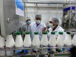 Arce inaugura una planta de lácteos en el Trópico y anuncia otras 1.400 obras