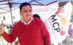 Proclaman al excívico Jhonny Llally como candidato a la Alcaldía de Potosí