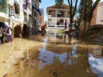 Siete casos de emergencia por el fuerte granizo de ayer en Sucre